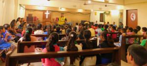 VBS in a Migrant Community