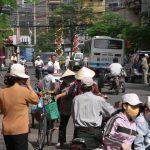 Vietnam HoChiMinCityStreetScene Oct2005 03