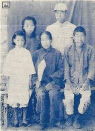 Mr. Hsu Ken Chao and his family