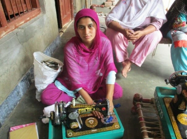 Sewing Center Gives Women New Purpose