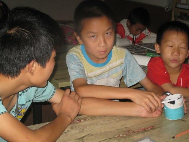 Forgotten Children Feel Loved for the First Time