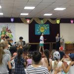 KGCA July August 2018 Update Day Camps Impact Children and Volunteers