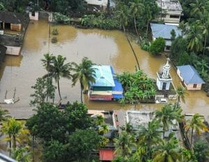 Flooding in Karnataka
