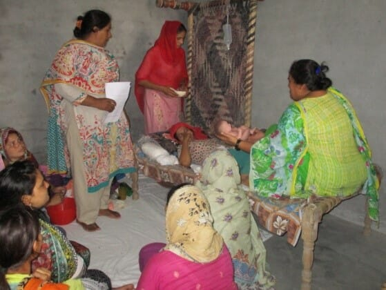 Expanding the Network of Sewing Centers