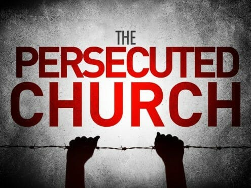 Prayer and Persecution