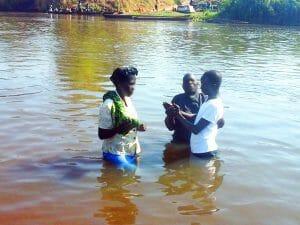 SSAI Juba Bapt and Discipleship martin