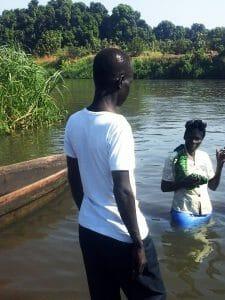 Juba Bapt and Discipleship martin1