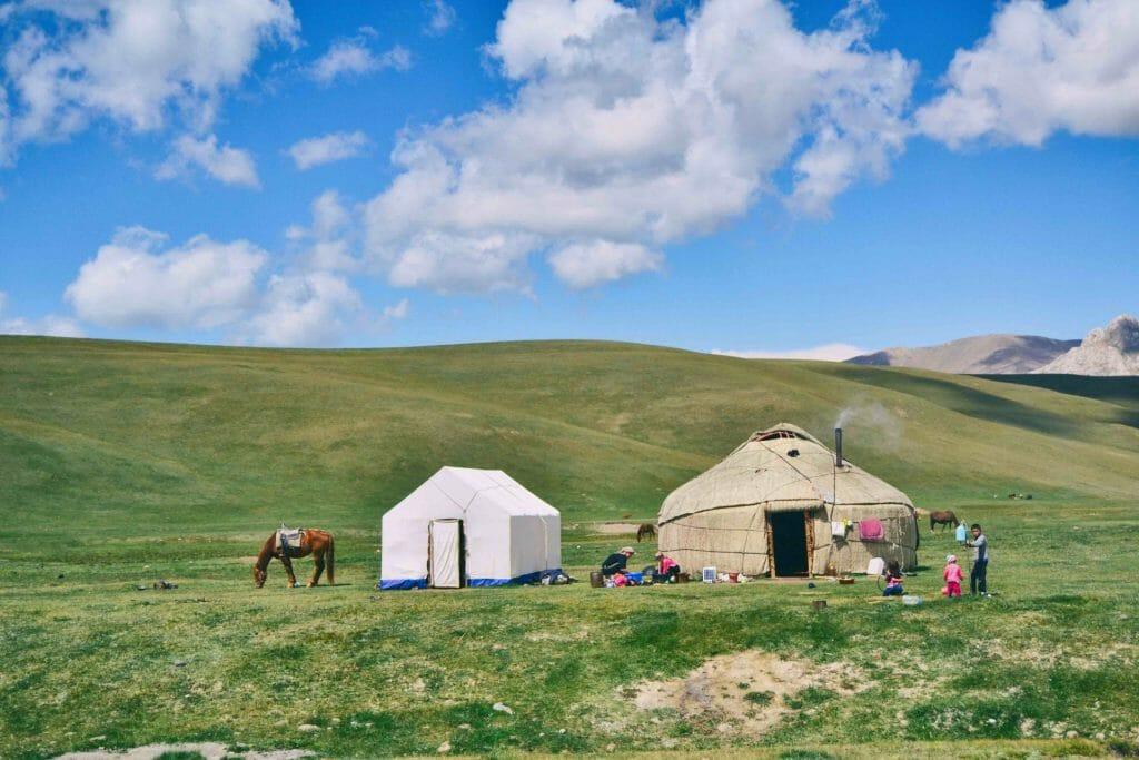 Kyrgyzstan Home