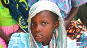 Young Girl Unreached