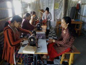 NCFN March April 2019 Women TRaining
