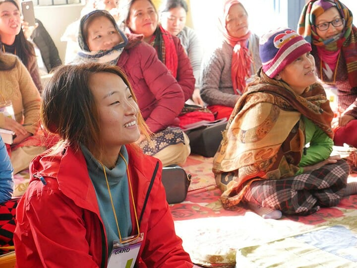 Multiply New Churches through Women's Training in South Asia