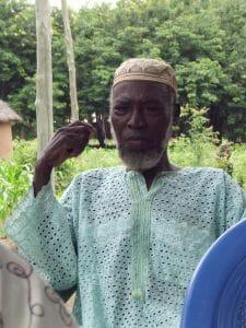 WA Elderly Man
