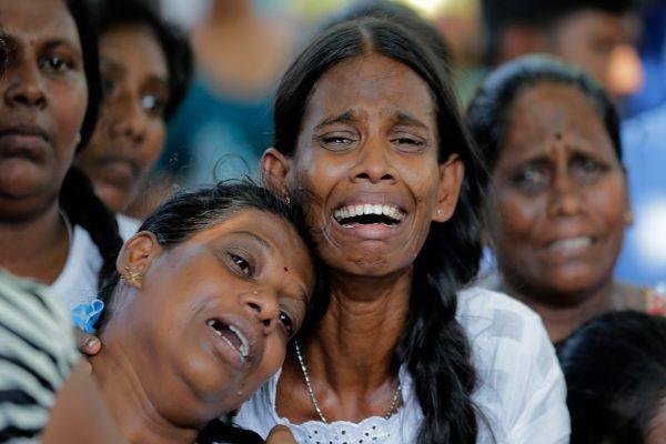 Sri Lanka Bombing Daily World