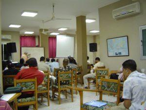 EGAW ATI students 2007 4