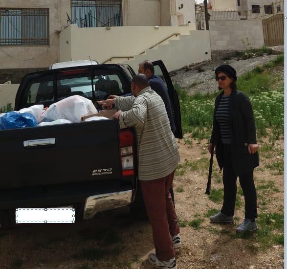 prison represenatative receiving donations