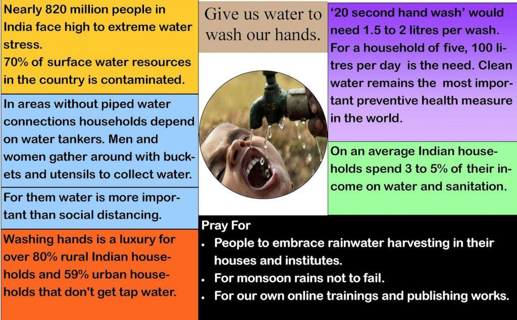 CGAI water crisis