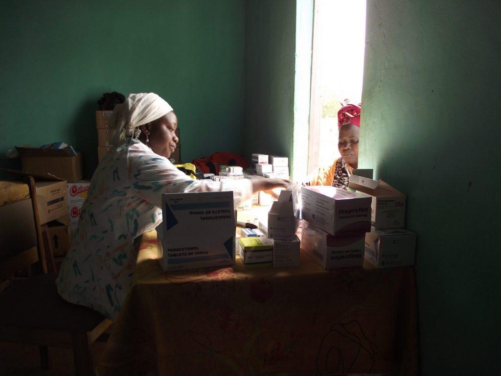 medical shipment saved hospital