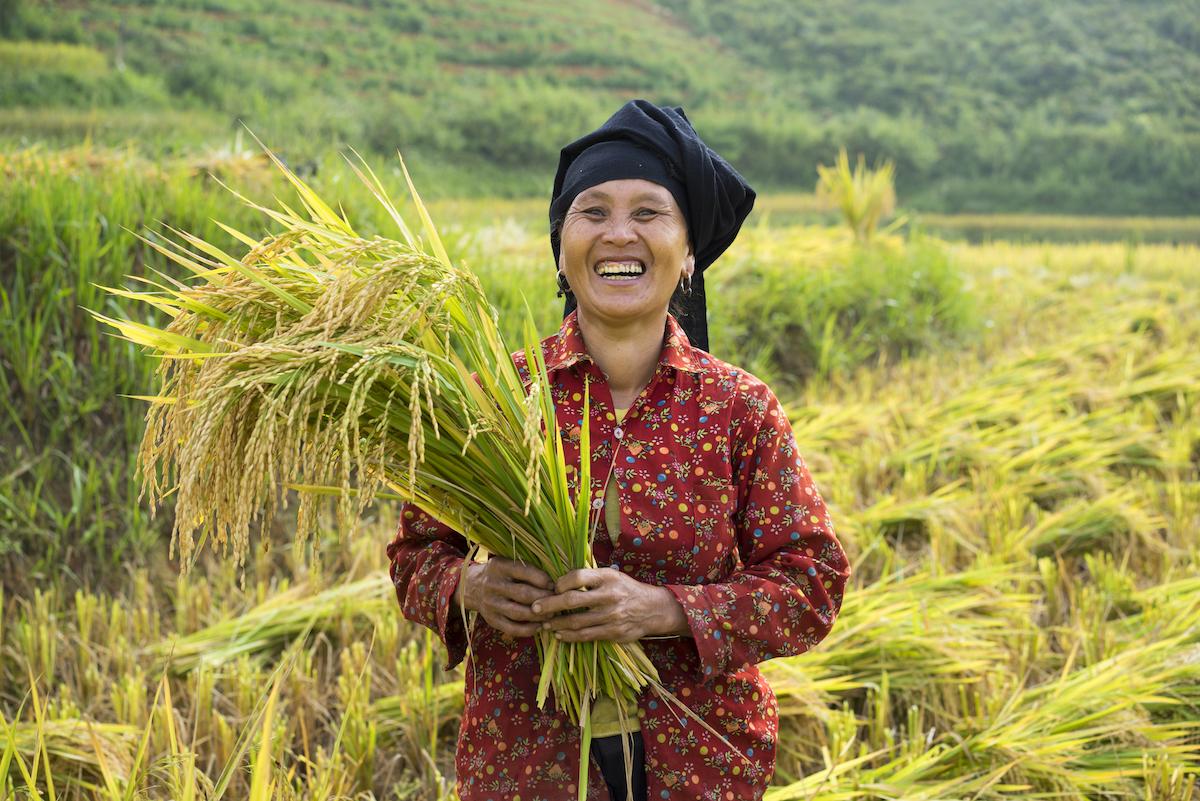Mekong Woman