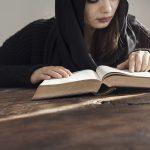 Muslim Woman Bible