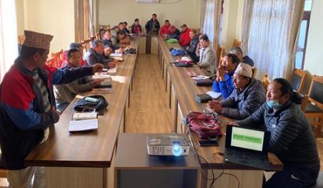 SA NPRH Update April 2021 6 leadership training