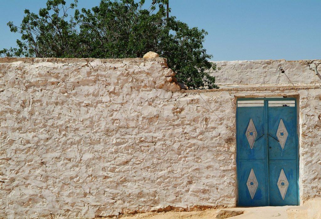 middle east door