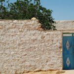 middle east door in wall